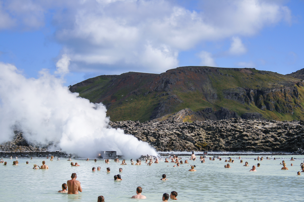 Islandia, Błękitna Laguna