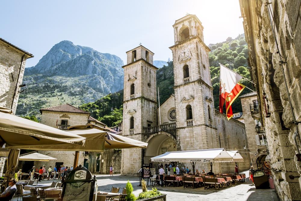 Katedra Świętego Trifona w Kotorze